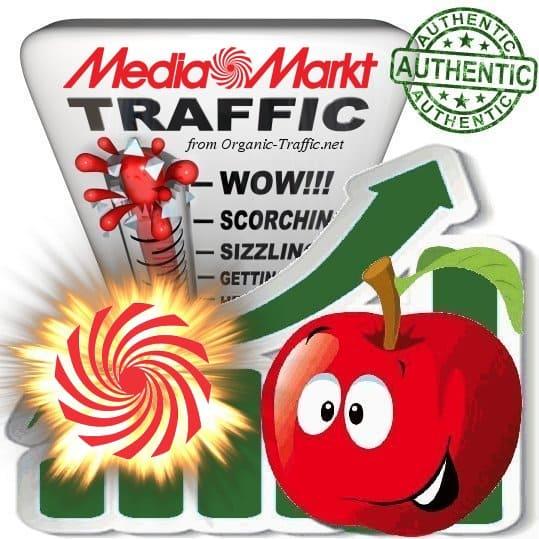 Buy Website Traffic Mediamarkt.de