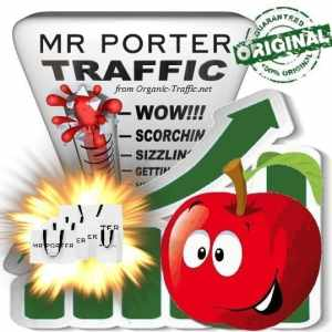 Buy MrPorter.com Web Traffic Service