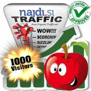 buy 1000 najdi search traffic visitors