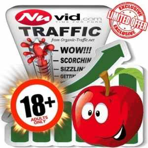 Buy Nuvid.com Adult Traffic
