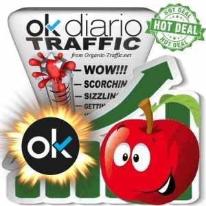 Buy Webtraffic - Okdiario.com