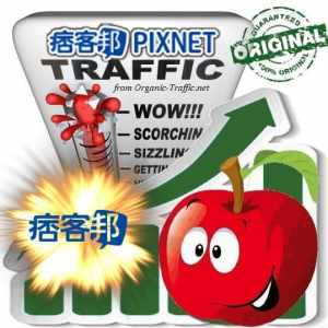 Buy Pixnet.net Referral Web Traffic