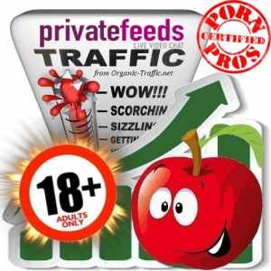 Buy Privatefeeds.com Adult Traffic
