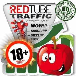 Buy Redtube.com Adult Traffic