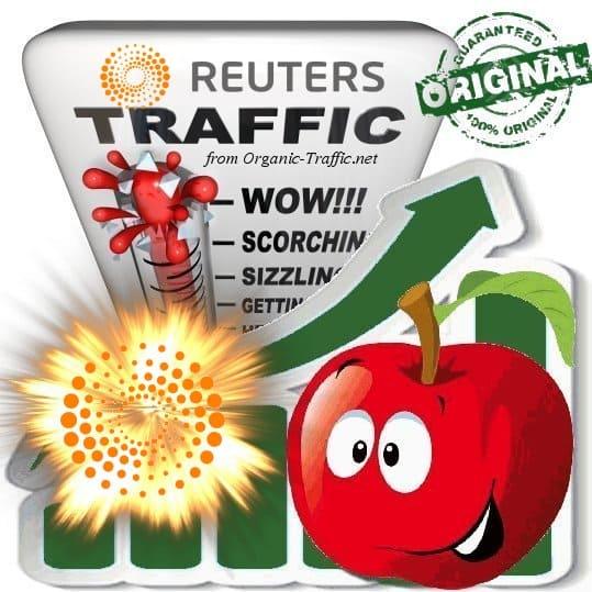 Buy Reuters.com Web Traffic