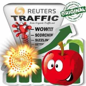 Buy Reuters.com Web Traffic