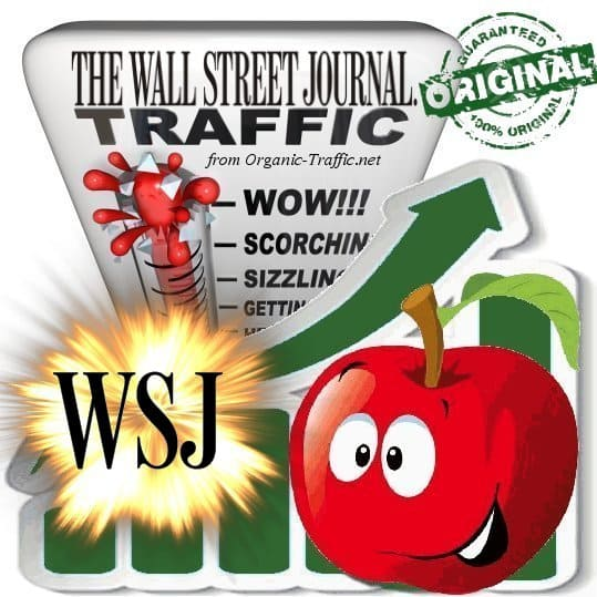 Buy Wall Street Journal Traffic
