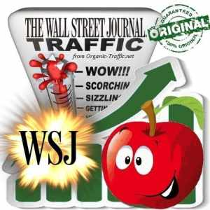 Buy Wall Street Journal Traffic