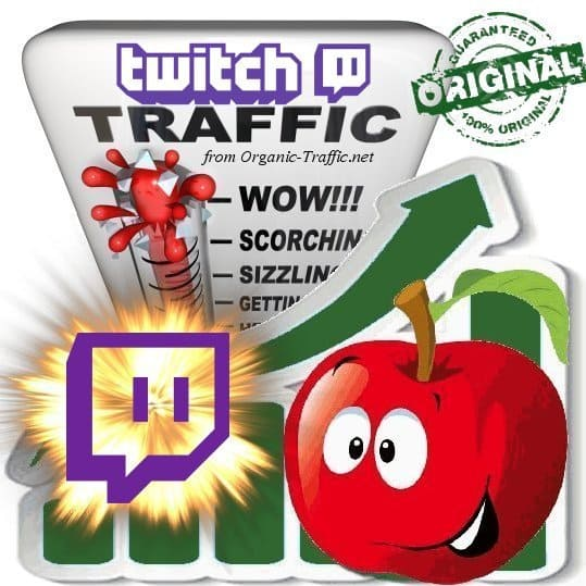 Buy Twitch.tv Referral Web Traffic