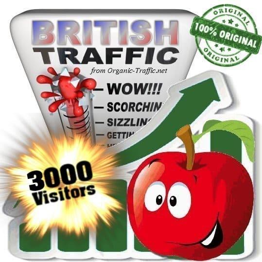 Buy United Kingdom Visitors