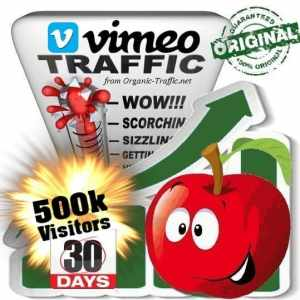buy 500k vimeo social traffic visitors in 30 days