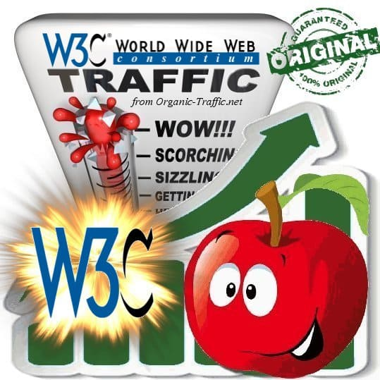 Buy W3C Website Traffic