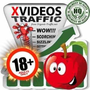 Buy xVideos.com Adult Traffic