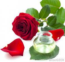 Organic Homemade Rose Essential Oil