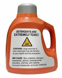 toxic laundry detergents