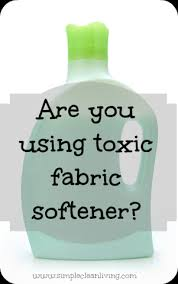toxic fabric softener