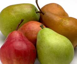 pears healing powers