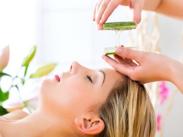 use aloe vera daily