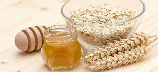 Acne Fighter Honey and Oats Exfoliator