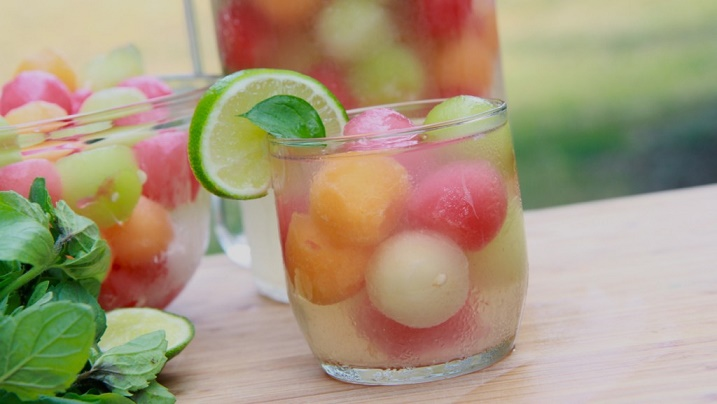 Mellon Ball Punch