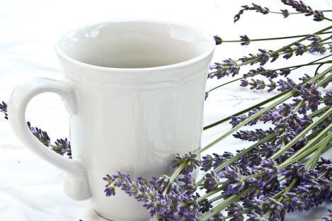 lavendar-tea