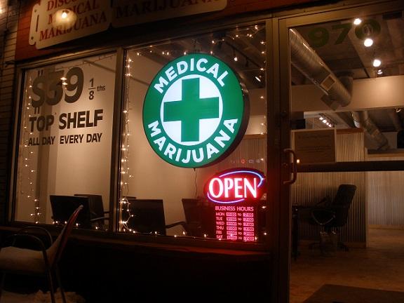Medical Marijuana is legal