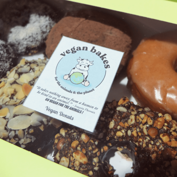 Vegan Bakes for the Animals and the Planet