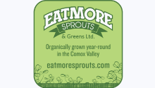 EatMore Sprouts logo