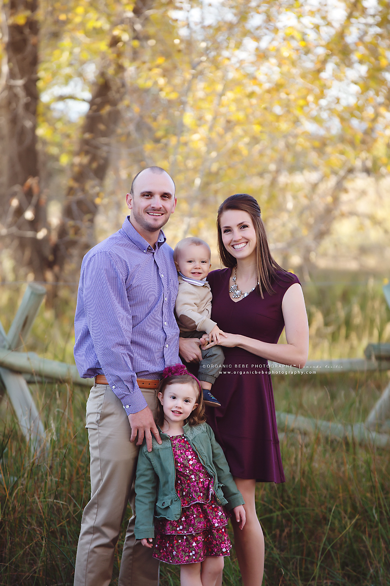 FALL in love with them  denver family photographer  fall