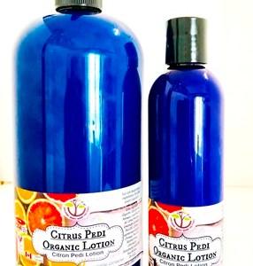 Pedicure Citrus Soak with essential oils..No Tax