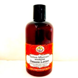 After Care Tattoo lotion Un-scented