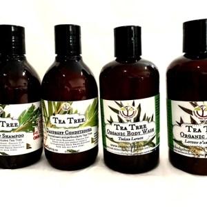 Tea Tree for Dandruff & Oil