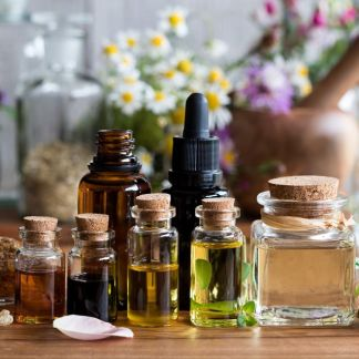 Essential Oils & Body Oils