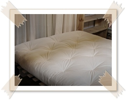 Nice Futons And Futon Bed Bases Wholesale Organic Cotton Products