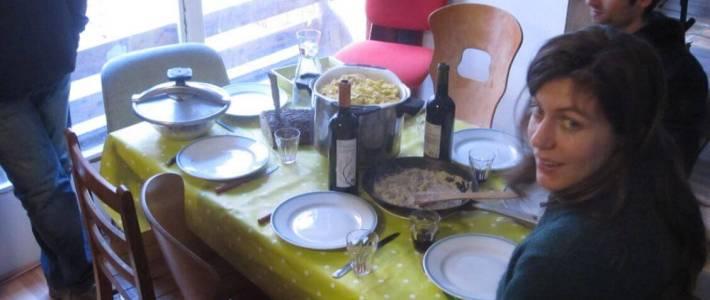 Première récolte de pleurotes made in Trivial'Compost