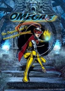 Omega-3 Super Girl