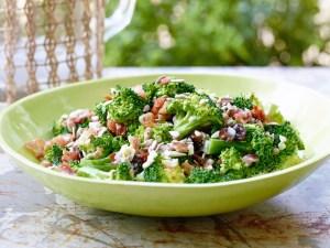 gluten free salad lunch