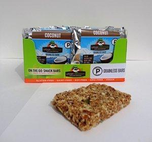 gluten free snack bars