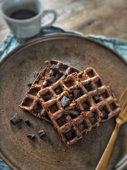 Koffie wafels met chocolade 5 final