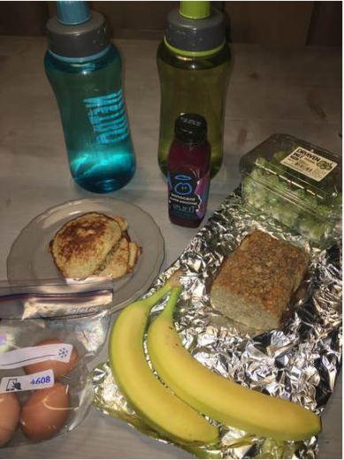 Eetdagboek ontbijt in juni, Eetdagboek ontbijt, Eetdagboek, Eetdagboek juni, Ontbijt in juni, Persoonlijk eetdagboek, Persoonlijk ontbijt, Gezond ontbijt, Gezonde ontbijtrecepten, organic happiness, biologisch, biologische foodblog