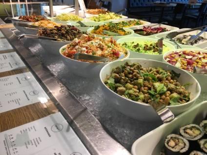 Vegetarisch restaurant Rotterdam Spirit