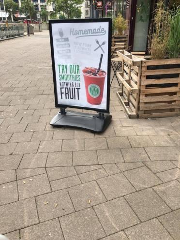 New Fork Rotterdam