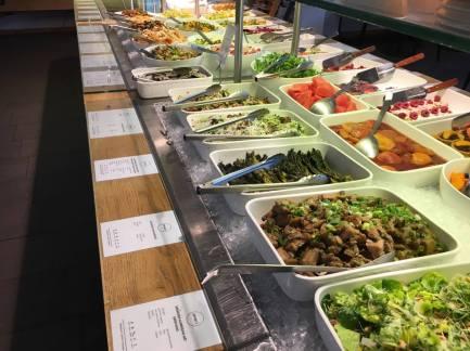 Vegetarisch restaurant Rotterdam