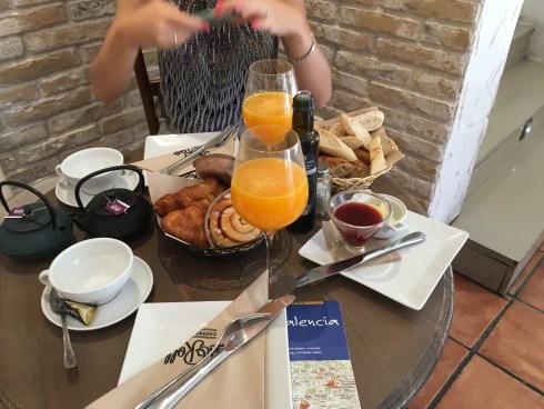 Goedkoop en lekker eten in Valencia