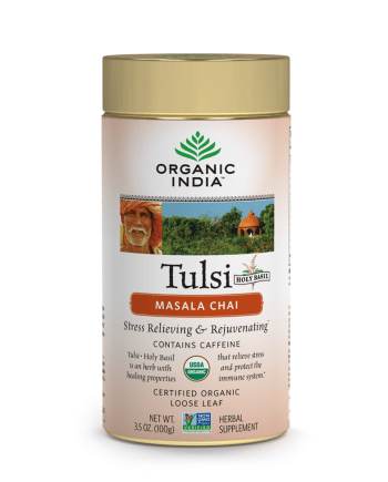 Tulsi Masala Chai Loose Leaf Tea