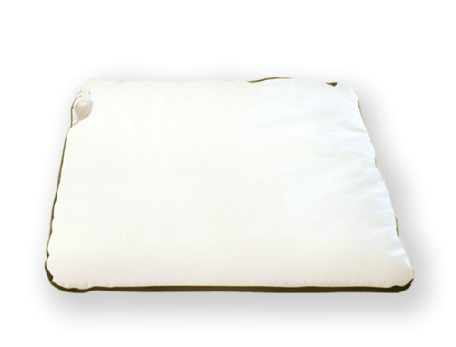 Organic Pillows  Buckwheat Hull Pillow for migraine relief