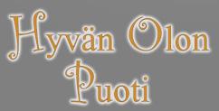 Hyvän Olon Puoti logo