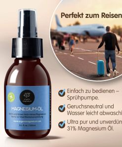 Ultra Pur MagnesiumÖl Spray - 1000ml + 100ml