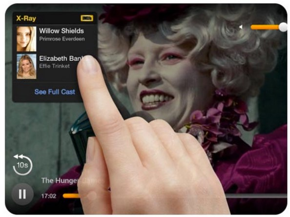 Amazon Announces X-Ray For Movies On Kindle Fire.