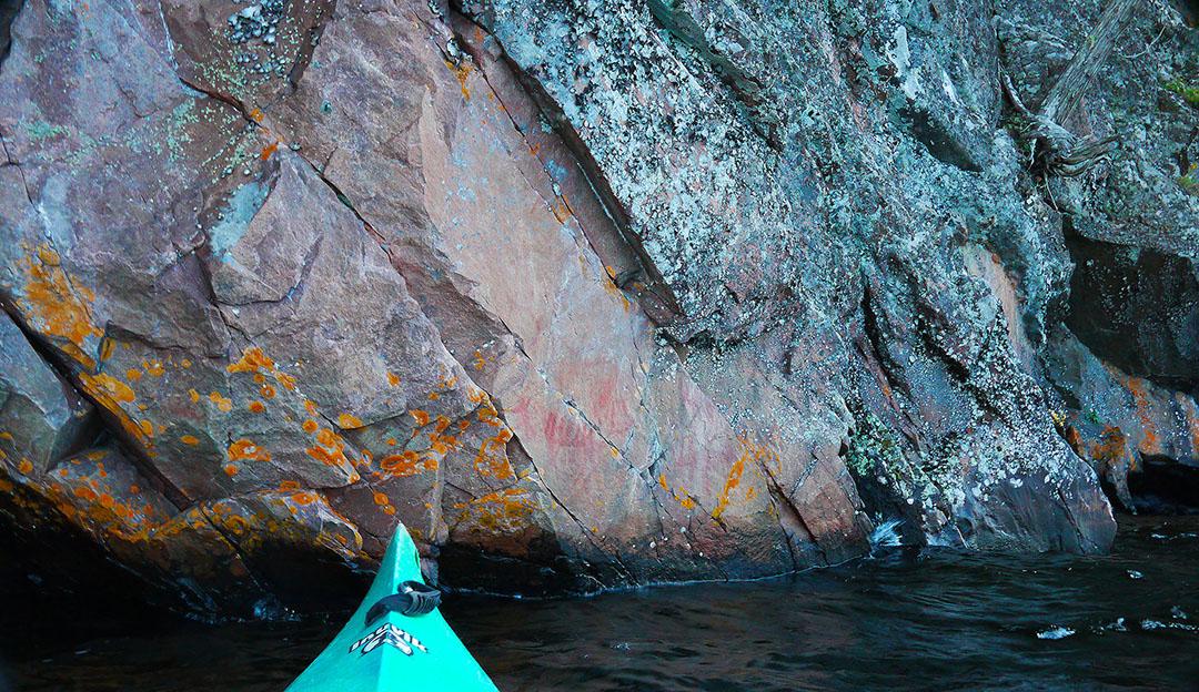 Bon Echo Provincial Park - Kayaking